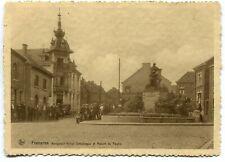CPA Carte Postale - Belgique - Frameries - Monument Alfred Defuisseaux et Maison
