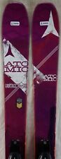15-16 Atomic Vantage 85 W Used Women's Demo Skis w/Bindings Size 157cm #230859