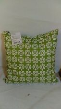 """DENY Designs Moroccan Mirage Green Throw Pillow 16"""" x 16"""" (Set Of 4)"""