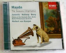 HAYDN J. - THE SEASONS (HIGHLIGHTS) - KARAJAN - CD Sigillato