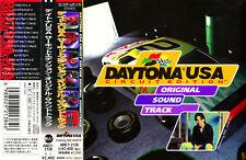 Daytona USA Circuit Edition OST Soundtrack - JAPAN Pressung with OBI AMCY-2138