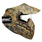 Valken Annex MI-7 Paintball & Airsoft Goggle Mask MARPAT Camo New Sly