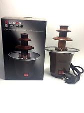 Fontana di Cioccolato Grande potenza da 65W Semplice da usare