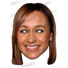 Jessica Ennis Celebrity Cartón masks-single