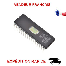 5Pcs M27C801-100F1 27C801 St Eprom Uv 8 Mbit 100Ns 32 CDIP albergue