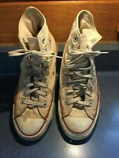 Vintage High Top Converse Made In Usa Chuck Taylor All Star Men's Size 8