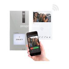 Kit Videocitofono Comelit Monofamiliare QUADRA MINI WIFI 2 FILI 8451V