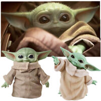 Star Wars The Mandalorian Baby Yoda The Child Action Figure Toy Collection 8cm