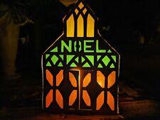 Haitian Fanal Small and Medium Chapel Christmas Lantern
