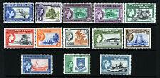 GILBERT & ELLICE ISLANDS QE II 1956-62 Full Pictorial Set SG 64 to SG 75 MINT