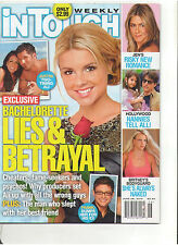 IN TOUCH JUNE 2010 BACHELORETTE LIES BETRAYAL BRITNEY SPEARS JACKSON SHERYL CROW