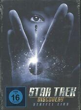 Star Trek Discovery Staffel 1 Deutsche Ausgabe Neu OVP Erstauflage im Schuber