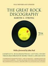 The Great Rock Discography, Vol. 7,Martin C. Strong,John Peel