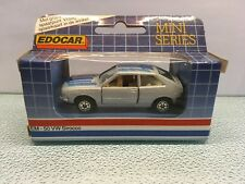 Diecast Edocar Volkswagen Sirocco No.50 Mint in Box Very Rare