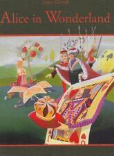 Alice in Wonderland,Lewis Carrol