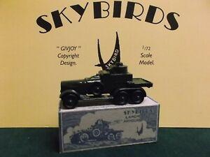 Skybirds. Lanchester Armoured Car
