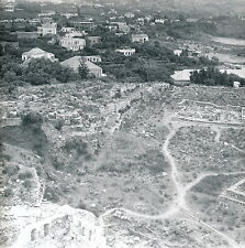 BYBLOS c. 1960 - Site Archéologique et Ville Liban  - DIV 6023
