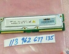 HP 20-1E87A-01 512MB 16ECC Alphaserver Memory for ES47   MR18R162GAF0-CM8