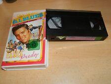 Elvis Presley - G.I.Blues (Cafe Europa) - seltenes VPS Pressetape - VHS