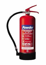 6 KG ABC POWDER FIRE EXTINGUISHER - COMMERCIAL WAREHOUSE  TRUCKS