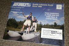 Sea Eagle Christmas 2005 CATALOG Inflatable Kayak boat Paddles Pump Accessories