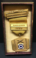 [66190] 1941 GRANITE STATE RIFLE LEAGUE (NH) CLASS-A FIRST TEAM AWARD