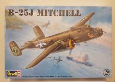 New Sealed Revell B-25J Mitchell 1/48 scale Model Kit # 85-5512