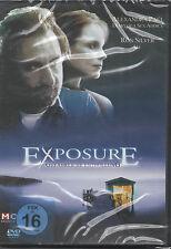 Exposure Gefährliche Enthüllung DVD Thriller NEU Alexandra Paul Ron Silver
