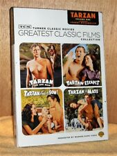 Silver Screen Icons: Johnny Weissmuller as Tarzan - Vol. 1 (DVD, 2011, 2-Disc...