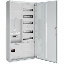 Einfamilienhaus Zählerschrank für 3-Punkt-Zähler, 1Z/1V/1APZ/HLAK , 55x110x21cm