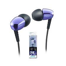 Philips SHE3900PP In-Ear Headphones Earphones SHE3900 Purple /GENUINE