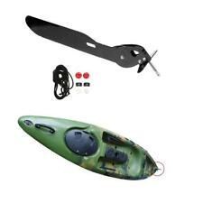 Aluminum Alloy Fishing Boat Kayak Rudder Foot Control Replacement Part Kit