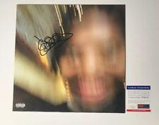 "*SIGNED* Earl Sweatshirt ""Some Rap Songs"" Vinyl LP PROOF PSADNA"