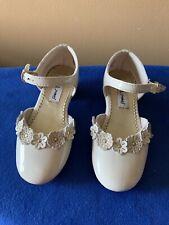 Rachel  Girls Mary Jane Dress Shoes Size 10M   Off Wight