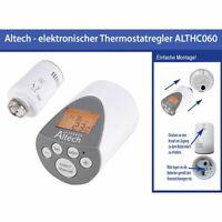 Elektronischer Heizkörperthermostat Thermostat Thermostatventil Altech ALTHC060
