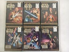 Star Wars Trilogy 12 Disc Widescreen Original Theatrical Versions Han Shoots NEW