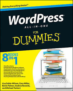 Wordpress All-in-One For Dummies by Lisa Sabin-Wilson, Michael Torbert,...