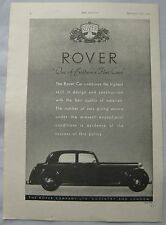 1944 Rover Original advert No.2