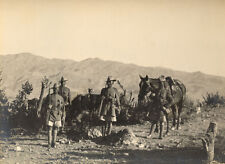 5th Royal Gurkha Rifles North West Frontier 1923, India, Repro Photo 6x4 inches
