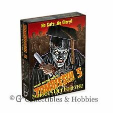 NEW Zombies 5 Schools Out Forever Horror Board Game Expansion