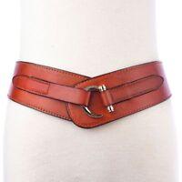 Leather women belt Genuine Leather Belt Cowhide Female Belts Wide Belts Womens