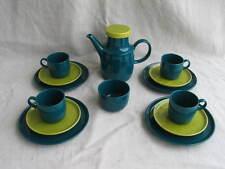 Kaffeeservice 4 Personen Keramik 60er 70er Jahre (y)