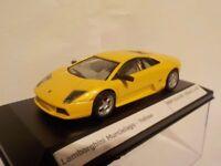 Lamborghini Murcielago - Yellow , Diecast Metal Model, 1/43 Scale