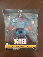Marvel Legends Apocalypse Action Figure X-Men 6 Inch Deluxe Figure In Hand