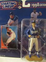 Starting Lineup Los Angeles Dodgers Hideo Nomo #16