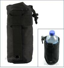 MOLLE Tactical Army Military Water Bottle Utility Dump Carrier Bag Pouch Belt T2