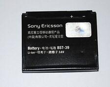 Original Akku für Sony Ericsson T707i W380i W508 Z555i W910i BST-39 Battery Accu