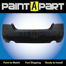 Fits: 2010 2011 2012 Nissan Altima Sedan Rear Bumper (NI1100248) Painted