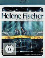 BLU-RAY NEU/OVP - Helene Fischer - Für einen Tag - Live 2012
