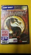 XBox - Mortal Kombat Deception (S6-C1)
